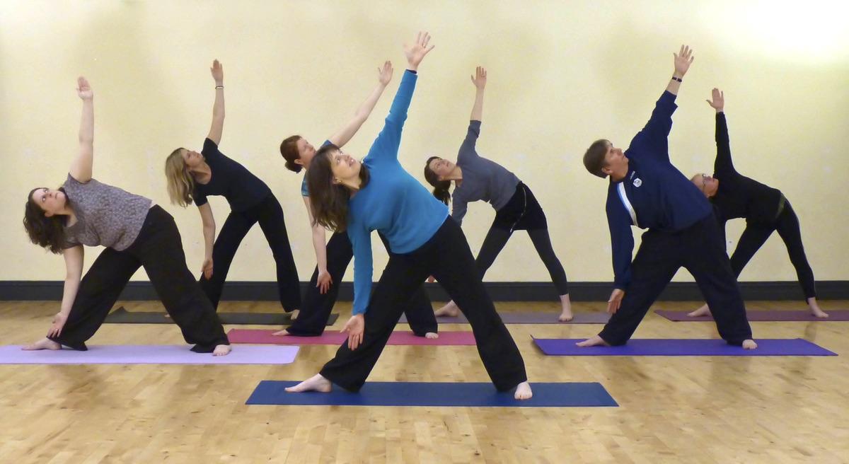 Yoga Classes in York - Yoga in York - Anna Semlyen